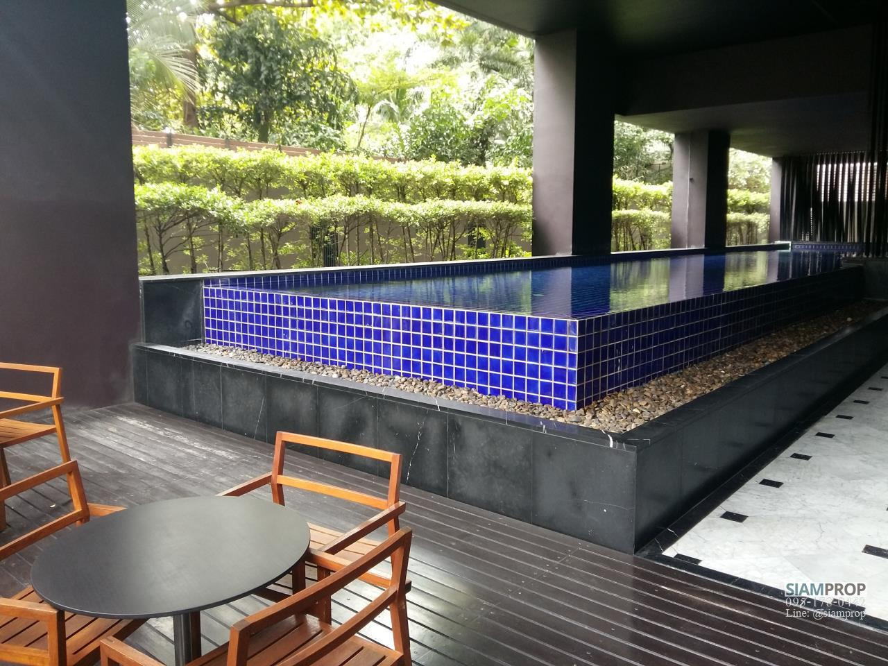 Siam Prop Agency's Noble Reveal ,  nice 2 beds for rent close BTS Ekamai 11
